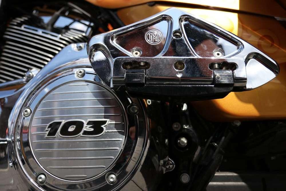 Harley / Motorrad