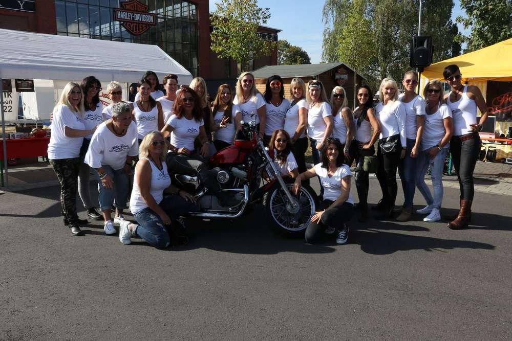 Ladies and Bikes / Event