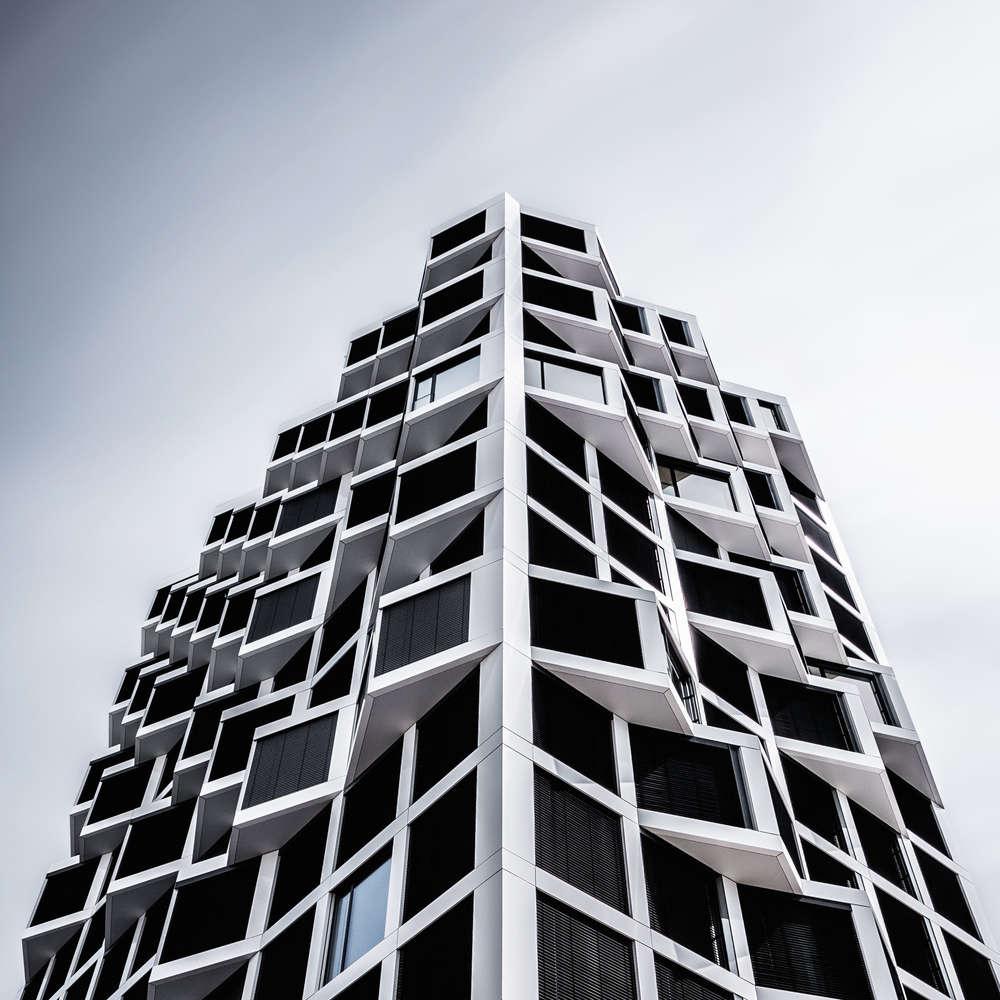 Friends Tower München / Architekturfotografie München