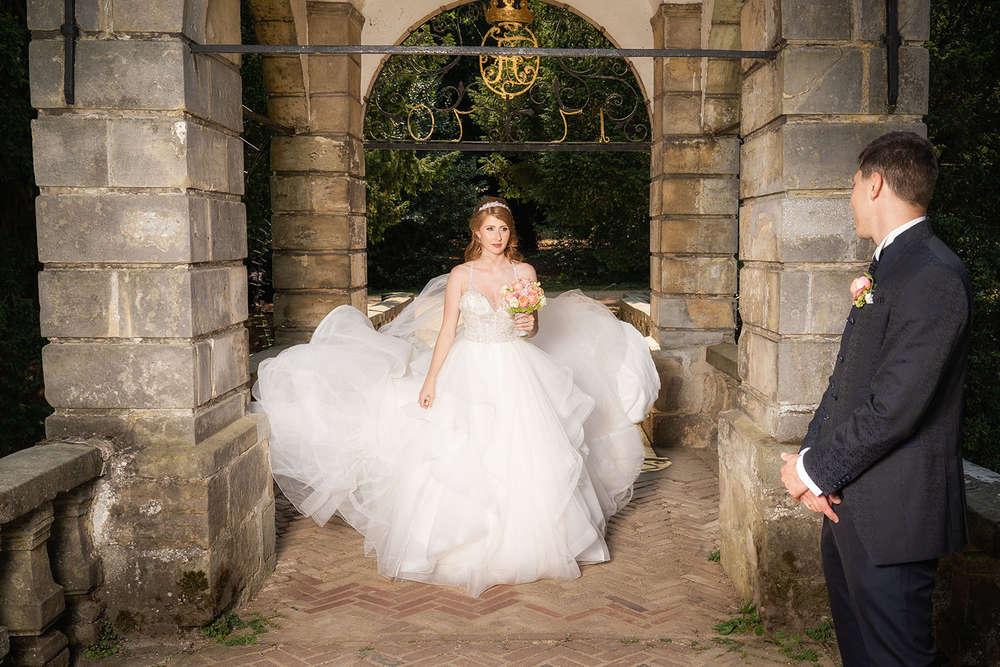 Schloss Dyck Hochzeit (T & P Fotografie)