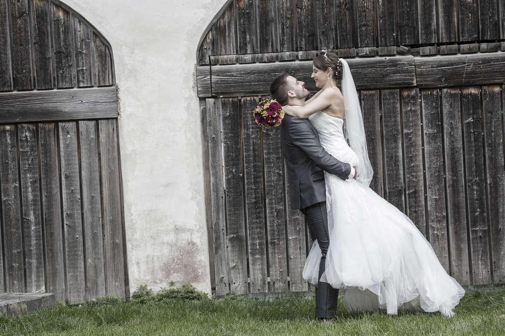 Happy Wedding / Brautpaarshooting (Fotomentalist)