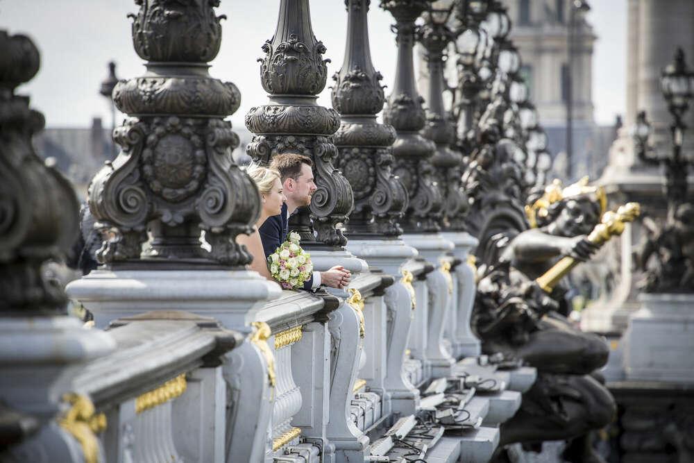 Hochzeit in Paris (Fotomentalist)