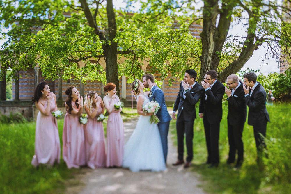 Hochzeitsfotograf Berlin / Hochzeit in Berlin (Henning Hattendorf Hochzeitsfotograf)