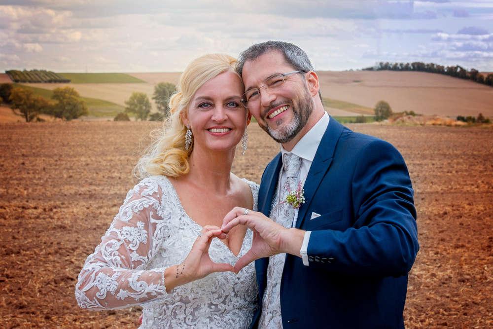 Hochzeit von Tania und Dirk / Liebe