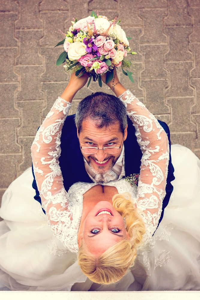 Hochzeit von Tania und Dirk / Schau mir in die Augen