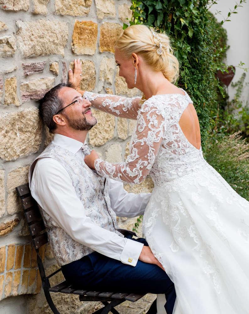 Hochzeit von Tania und Dirk / Mein