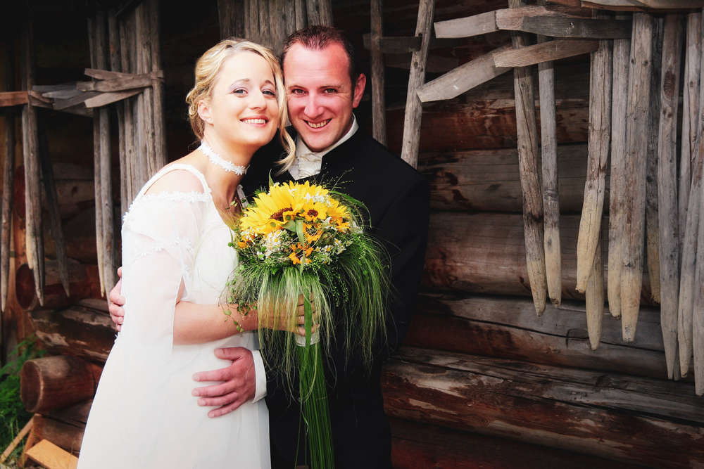 Brautpaar / Brautpaar, Brautpaar-Portrait, Hochzeit, (Christian Schmidt Fotografie)