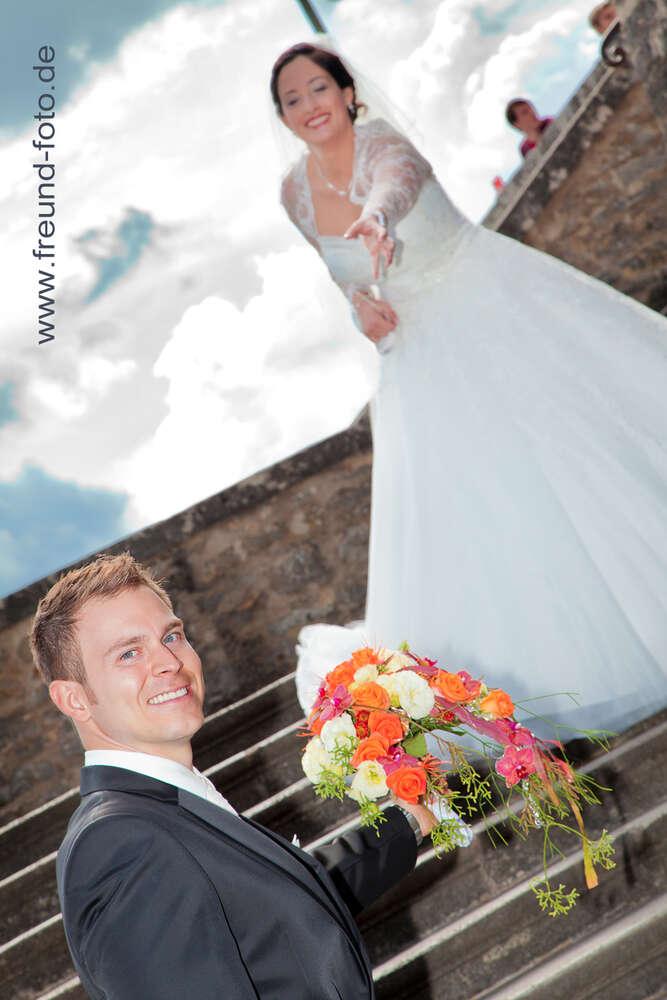 Hochzeitsfotografie / Brautpaare vertrauen uns (Freund Foto)