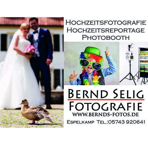 Bernd Selig Fotografie - Bernd Selig - Fotografen aus Herford ★ Angebote einholen & vergleichen
