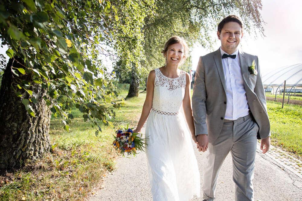 Hochzeitspaar (FOTOGRAFIE André Reich)