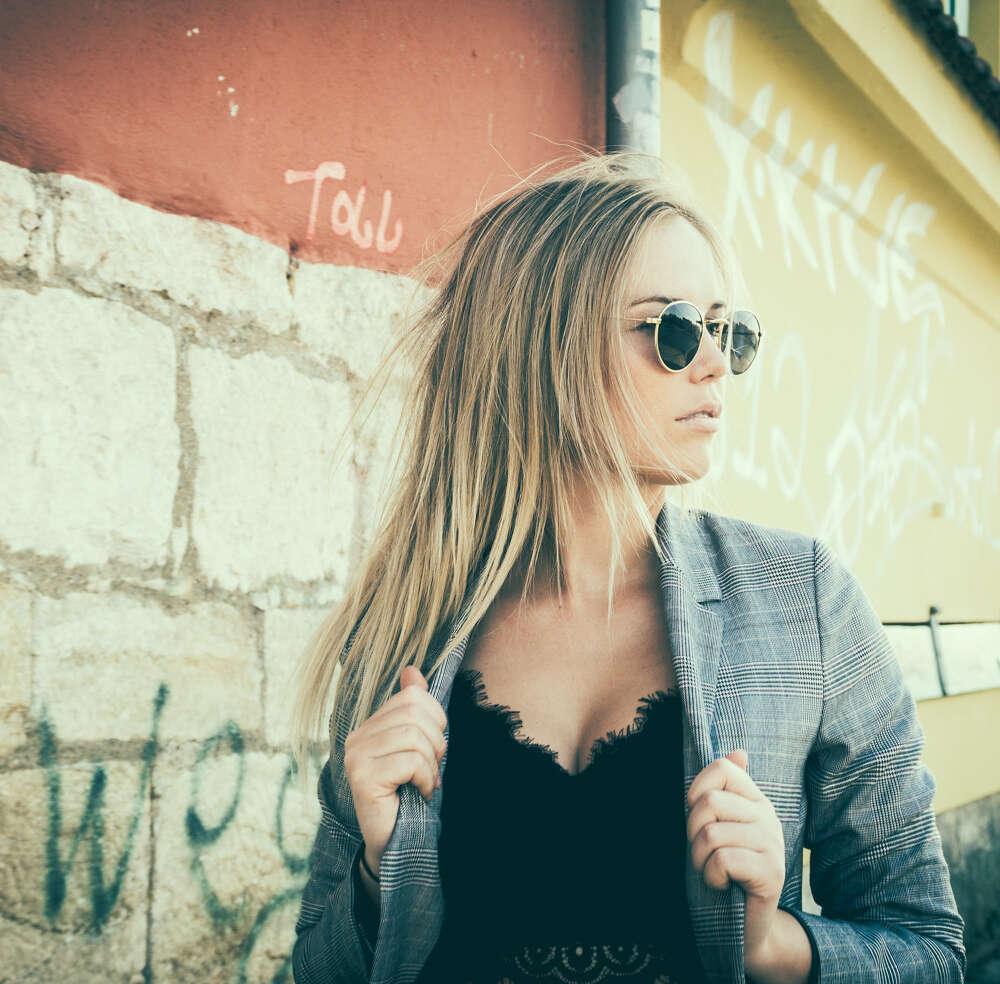 Fashion-Portrait (FOTOGRAFIE André Reich)