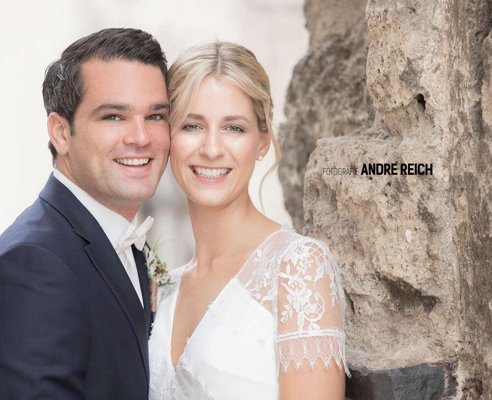 Brautpaar (FOTOGRAFIE André Reich)