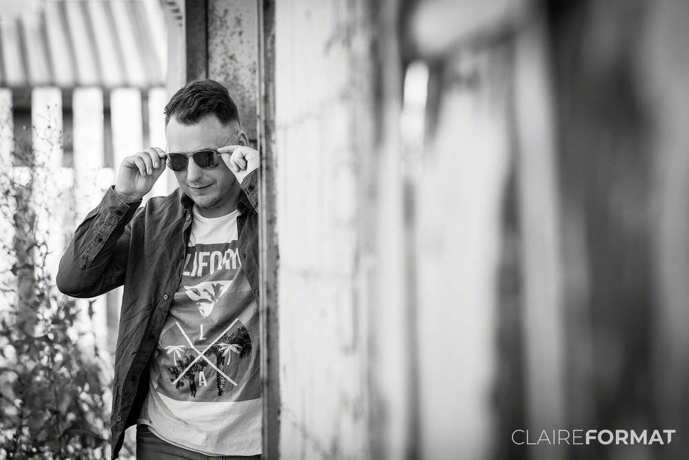 Claireformat Fotografie / Männerportrait (Claireformat)