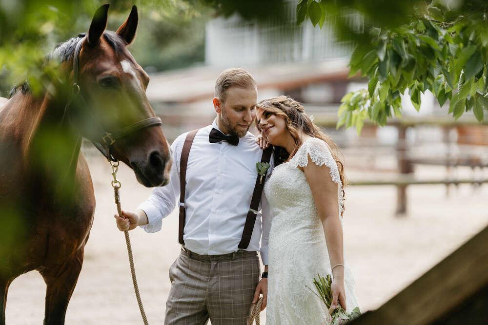 Hochzeits-Shooting / Brautpaar-Shooting (flixxfoto)