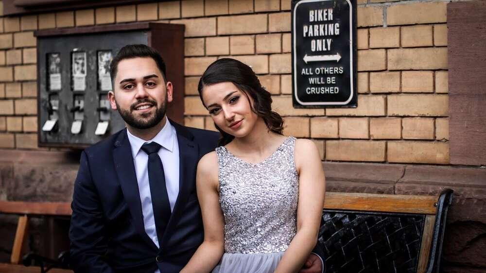 Verlobungsshooting / Ali und Seren (Weddingfox.de)