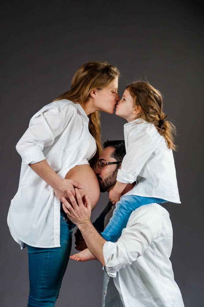 Familienfoto (Foto Kirsch)
