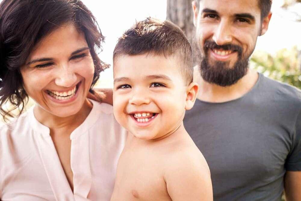Kinderfotografie / familien mit Kinder (Petit Camera, Babyfotografie)