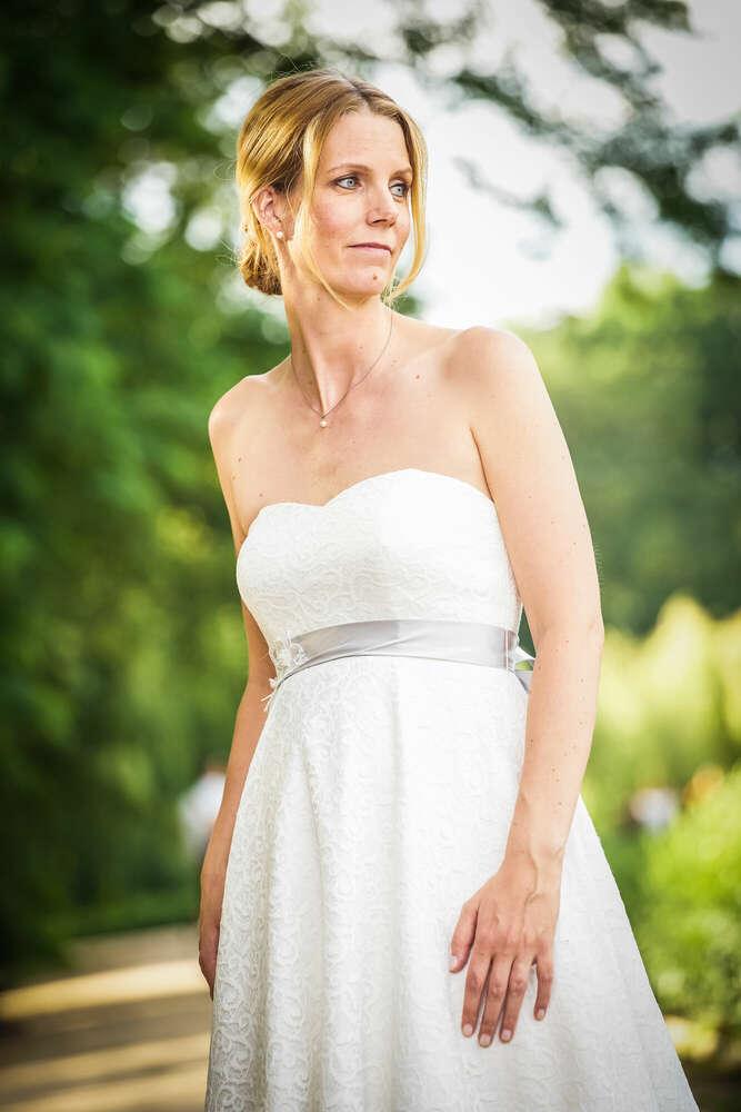 Die Braut (Lichtkegel Fotografie)