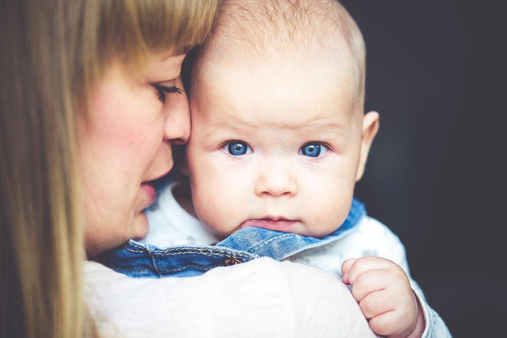 Mutter Kind (Lichtkegel Fotografie)