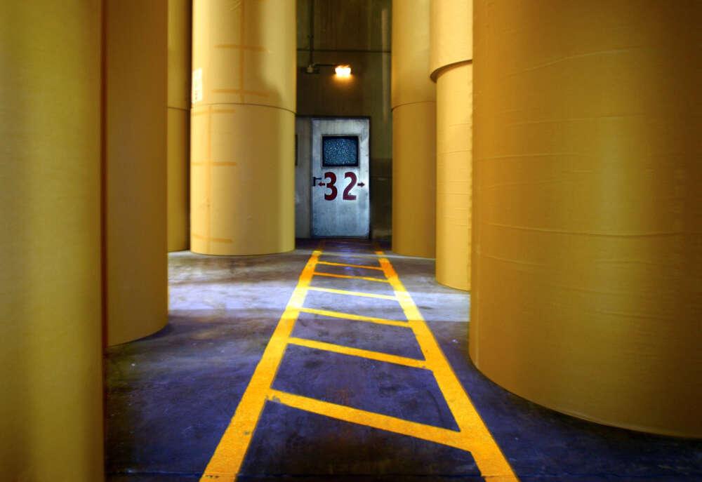 Papierfabrik / Exit 32, Grafische Bearbeitung (Roman Stöppler Fotografie)