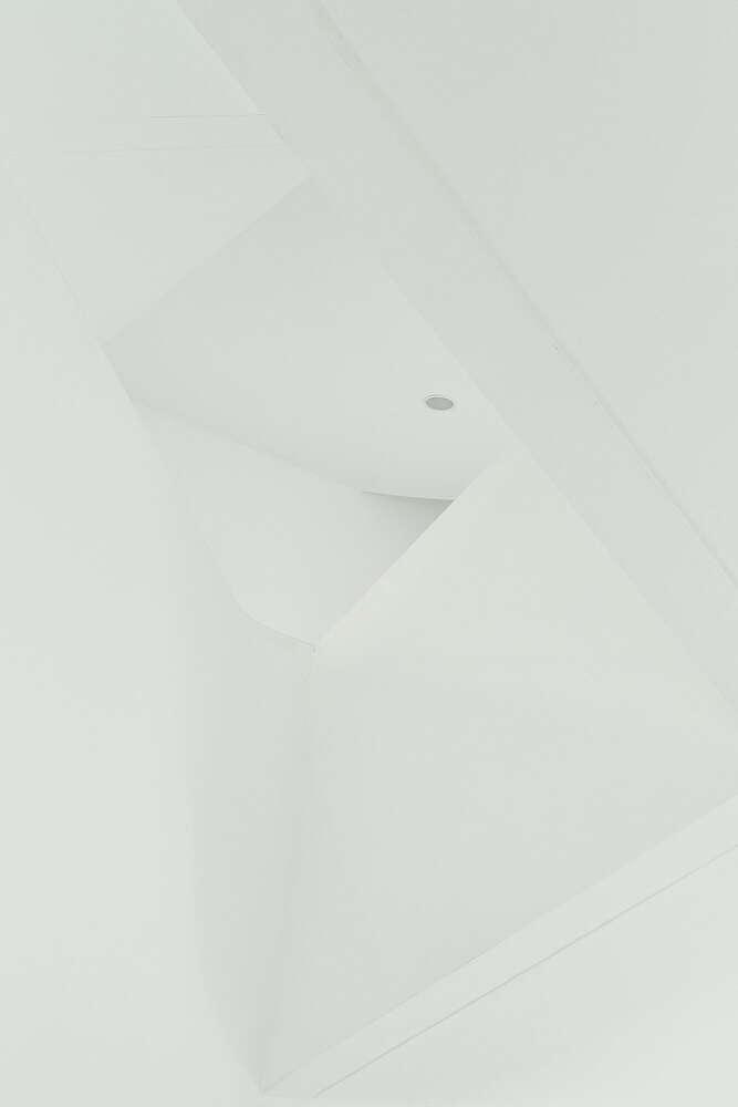 Treppenhaus 3 / Bitte beachten die die Lautsprecherdurchsage (Roman Stöppler Fotografie)