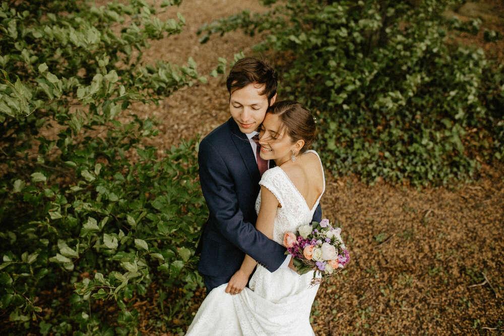 Ich fühle mich mit dir geborgen / #Hochzeit #Brautpaar #Hochzeitsfotograf #FreieTrauung #Trauung #Fotograf #NRW (Apollo-fotografie.de)