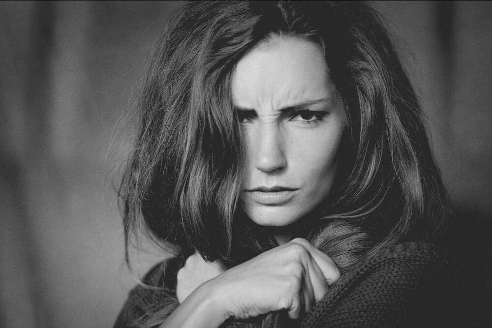 Janina / Portrait (Die Wiesenburg)