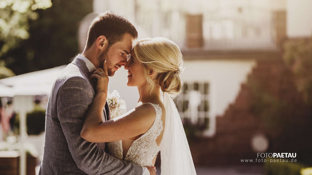 Brautpaar (FOTO PAETAU)