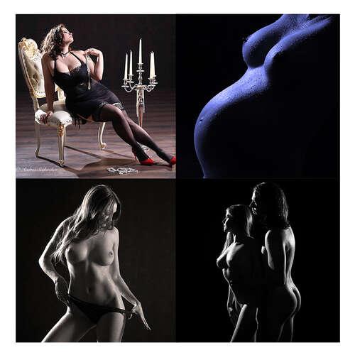 Aktfotografie Dessousfotos Babybauchfotos - Andrea Seekircher - Fotografen aus Wuppertal ★ Angebote einholen & vergleichen